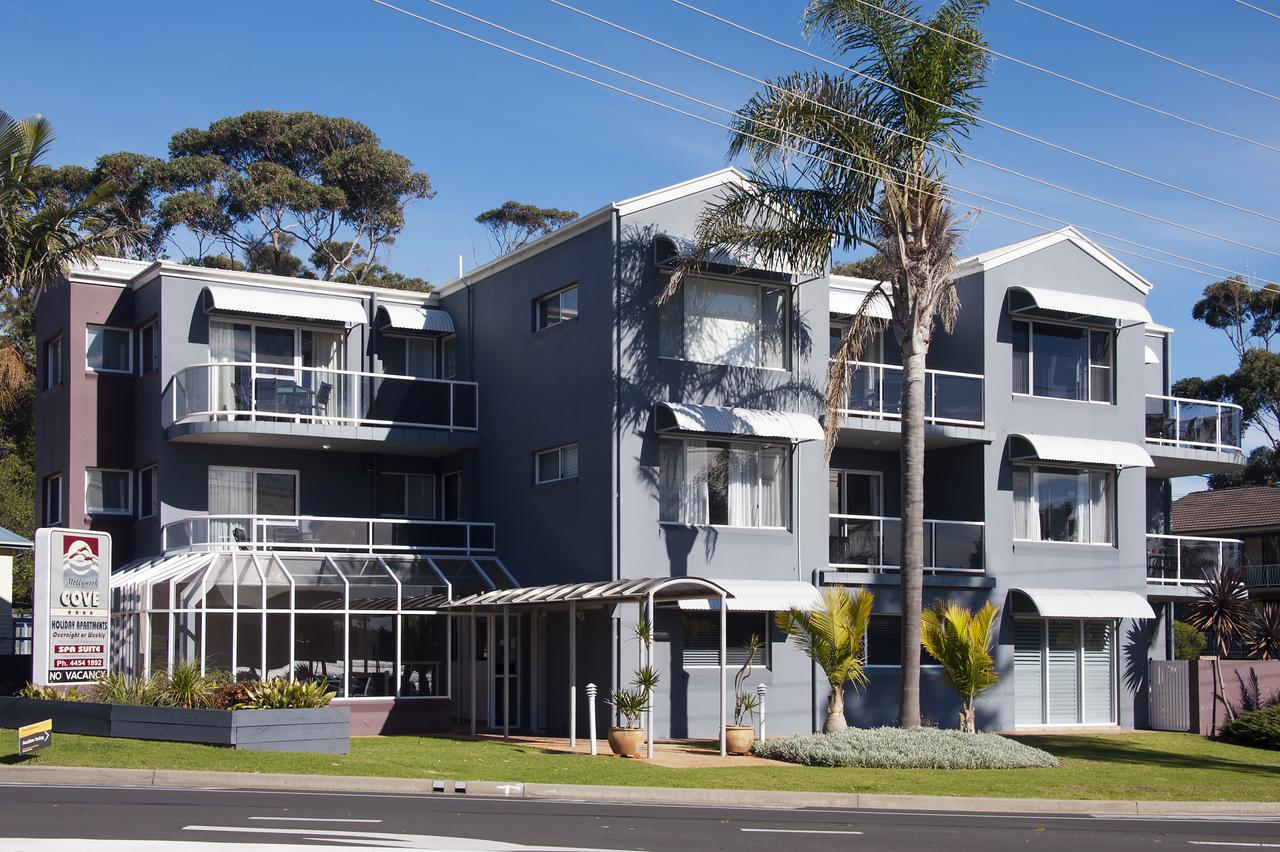 Mollymook Cove Apartments - Accommodation Melbourne