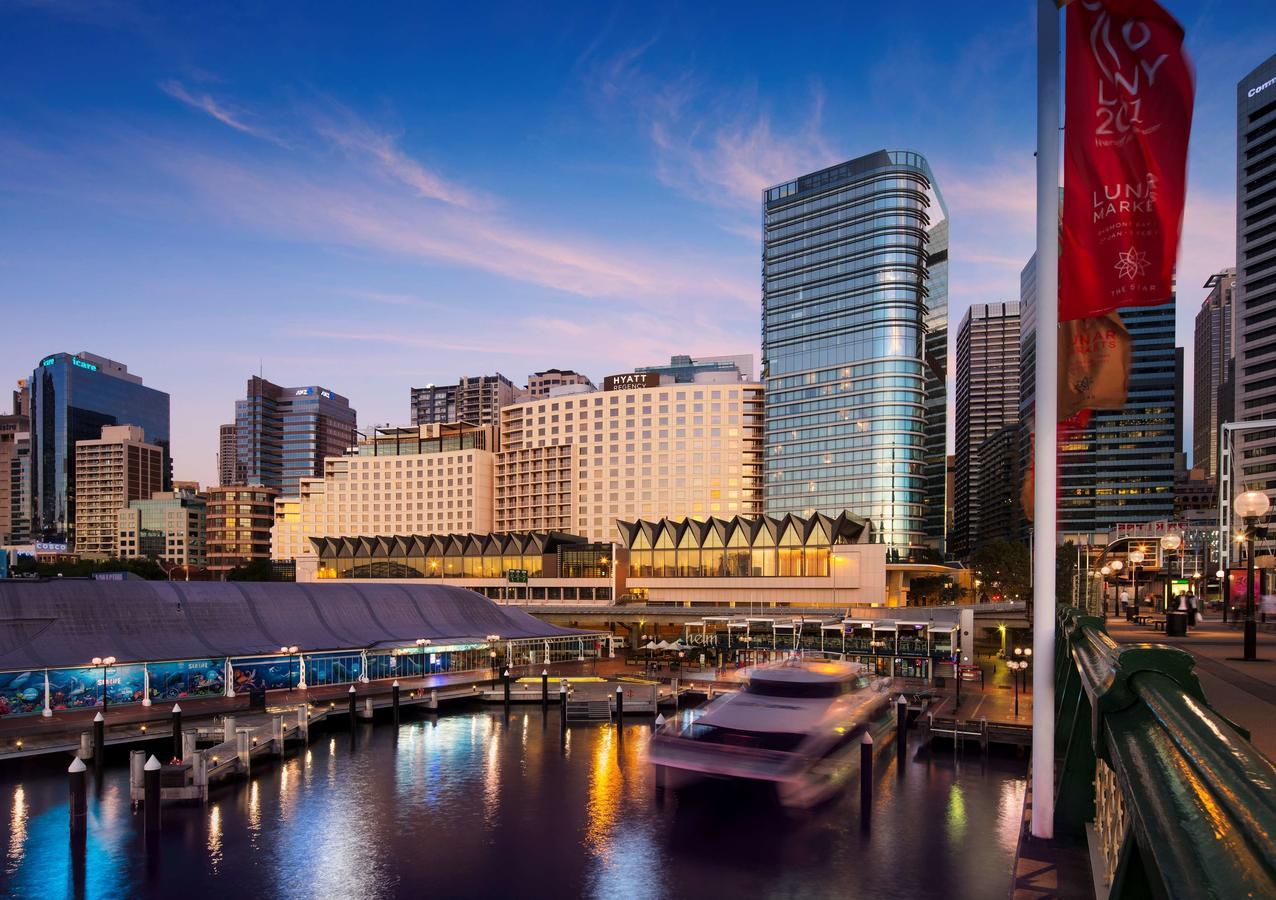 Hyatt Regency Sydney - Accommodation Melbourne