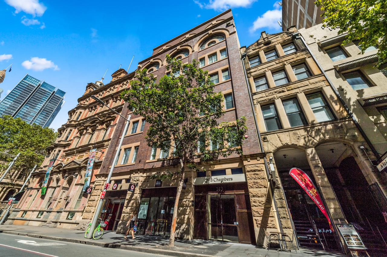 Sydney Hotel QVB - Accommodation Melbourne