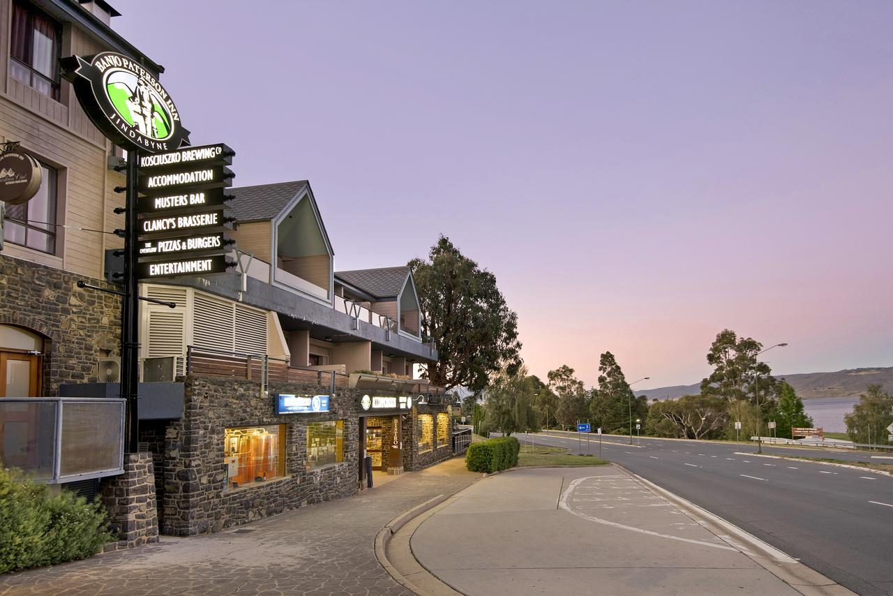 Banjo Paterson Inn - Accommodation Melbourne