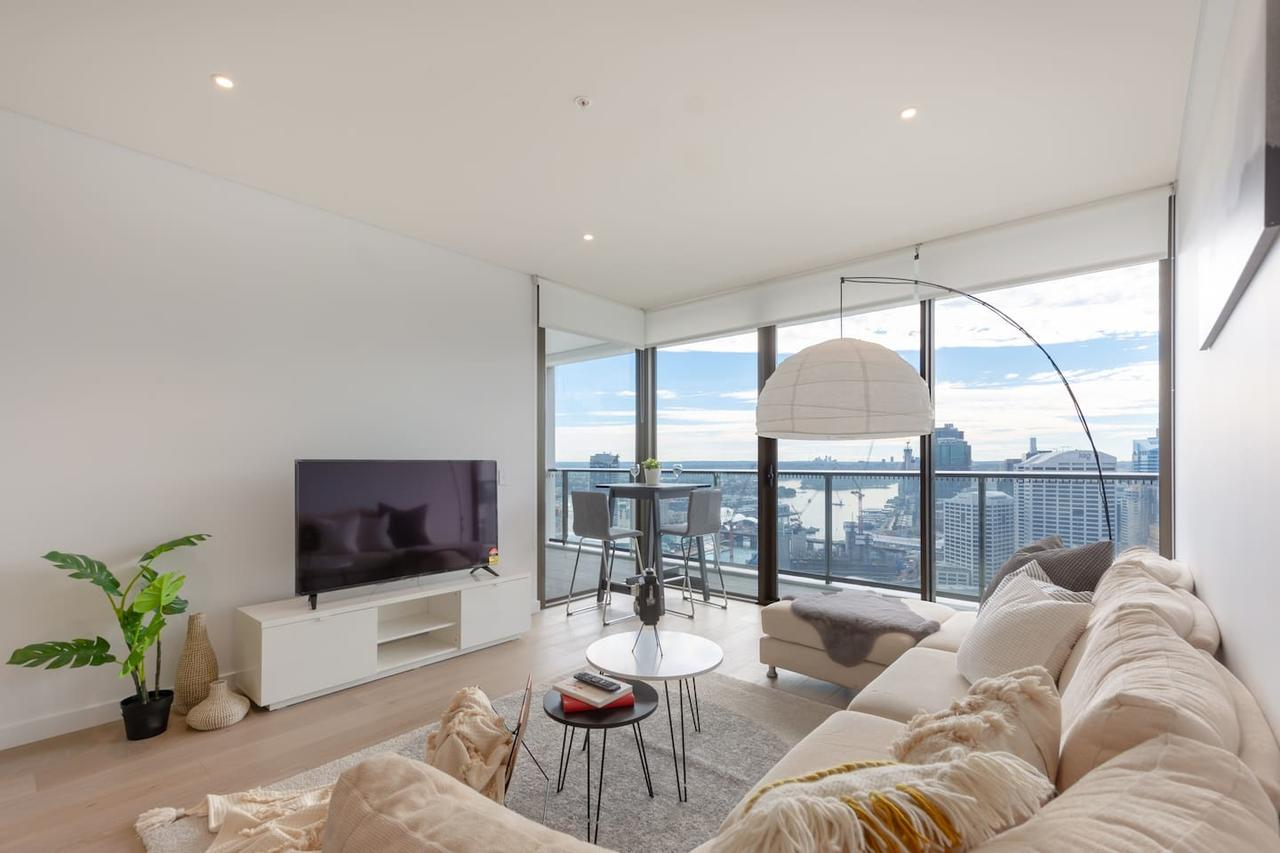 High Rise apt in Heart of Sydney wt Harbour View - Accommodation Melbourne