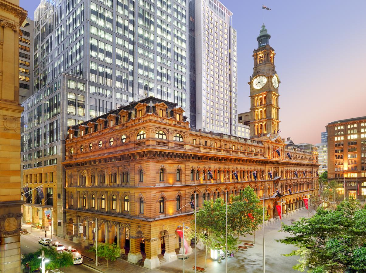 The Fullerton Hotel Sydney - Accommodation Melbourne