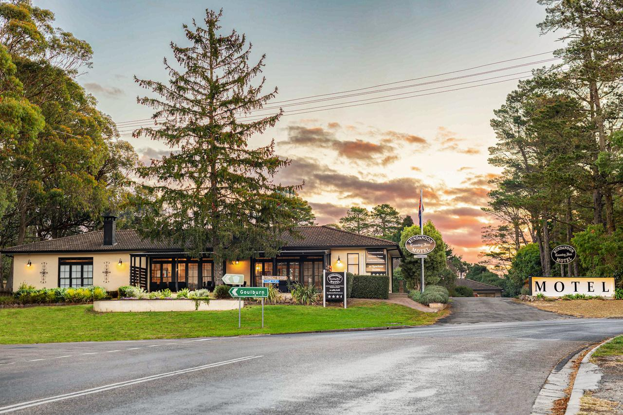 Bundanoon Country Inn Motel - Accommodation Melbourne