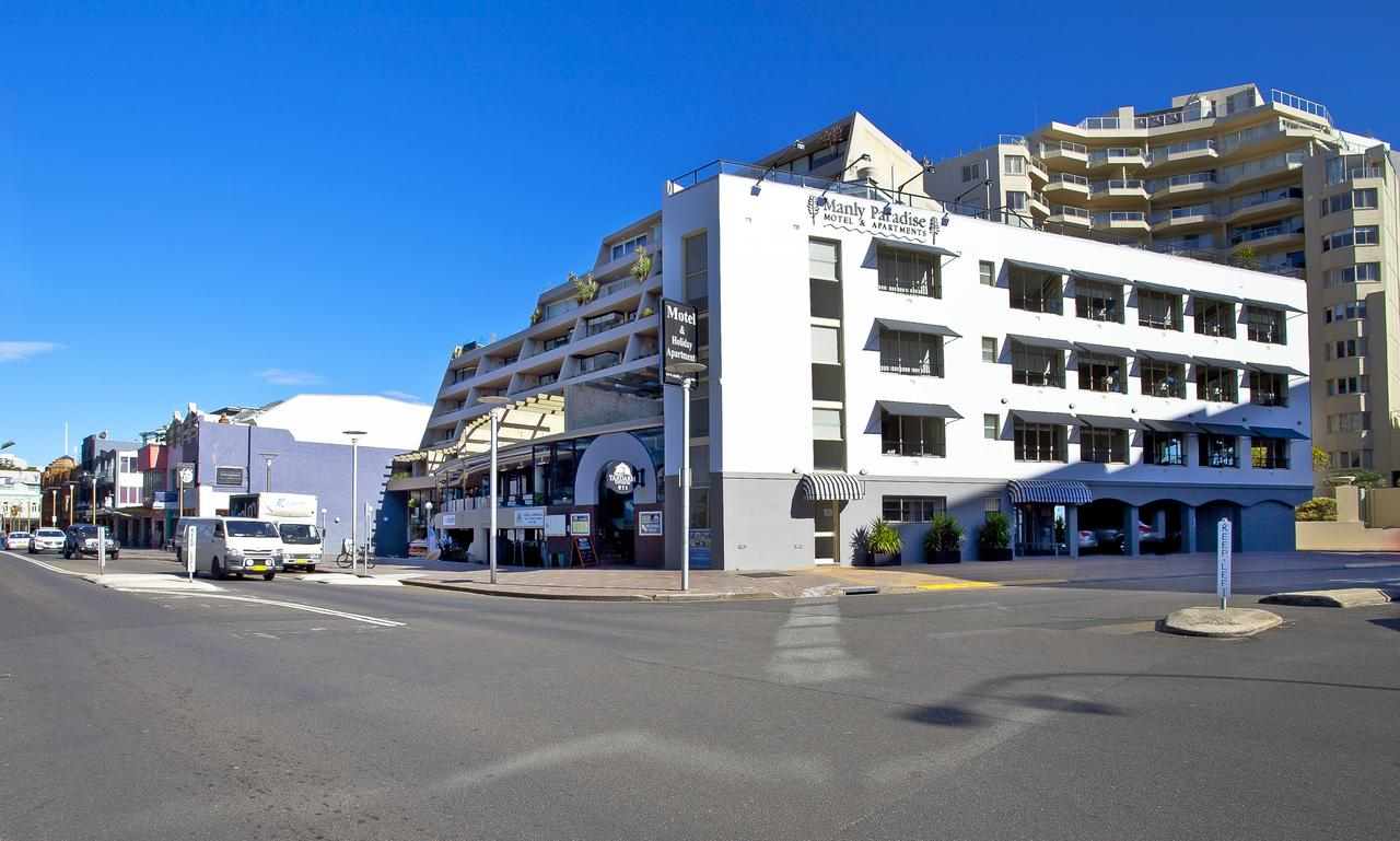 Manly Paradise Motel  Apartments - Accommodation Melbourne