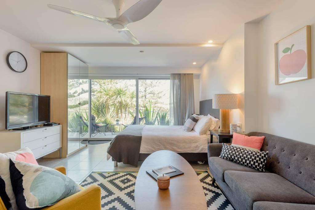 Scandi Beach apartment - Accommodation Melbourne