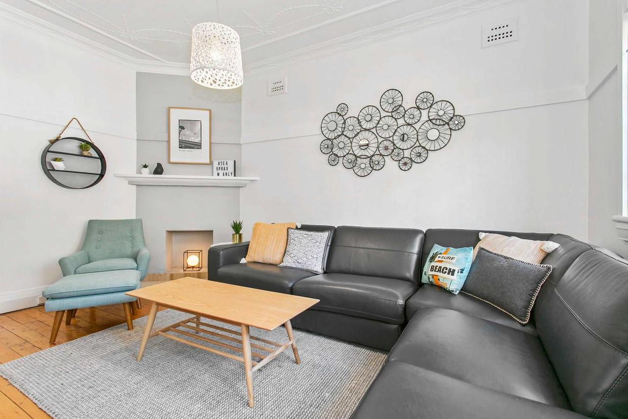 Seaspray - Manly beach apartment close to the sand - Accommodation Melbourne