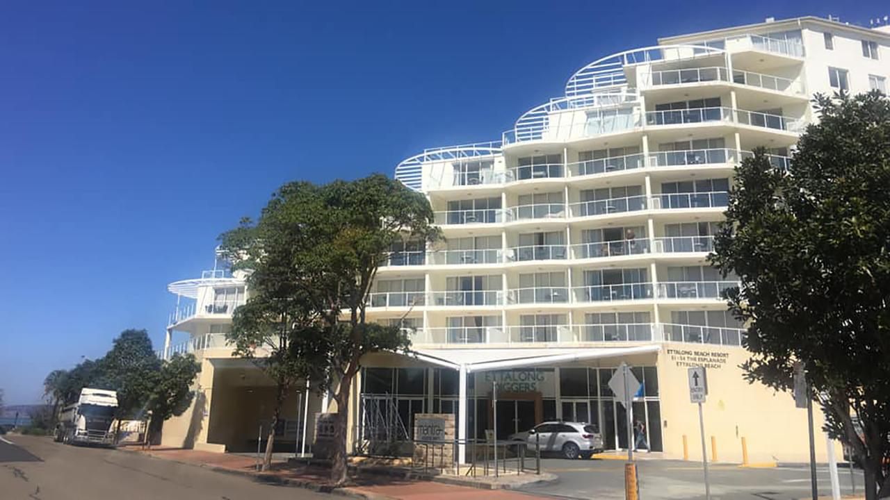 Ettalong Beach Premium Waterview Apartments - Accommodation Melbourne