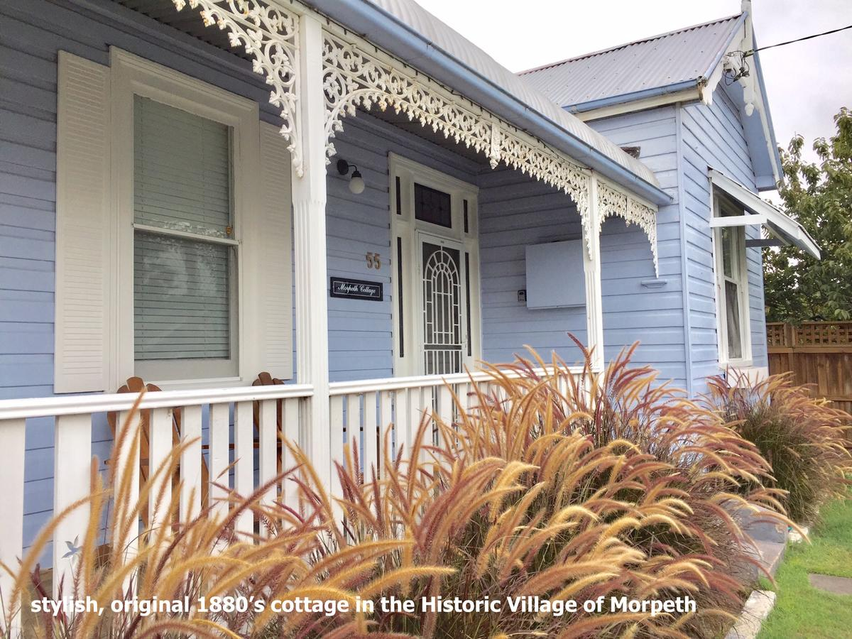 Morpeth Cottage - Accommodation Melbourne