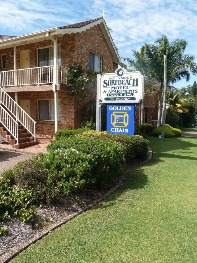 Mollymook Surfbeach Motel  Apartments - Accommodation Melbourne