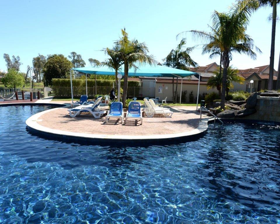 Yarrawonga Waterfront Apartments - Accommodation Melbourne
