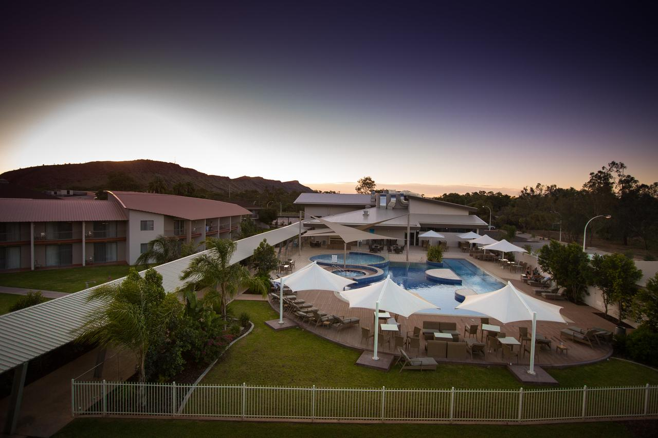Crowne Plaza Alice Springs Lasseters - Accommodation Melbourne