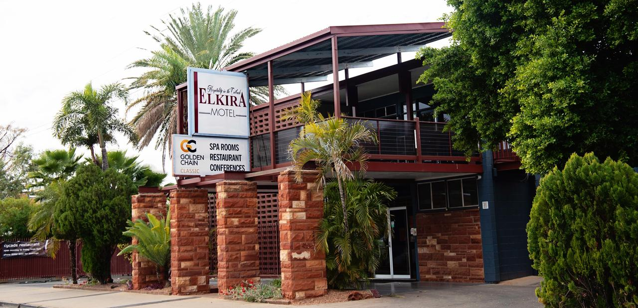 Elkira Court Motel - Accommodation Melbourne