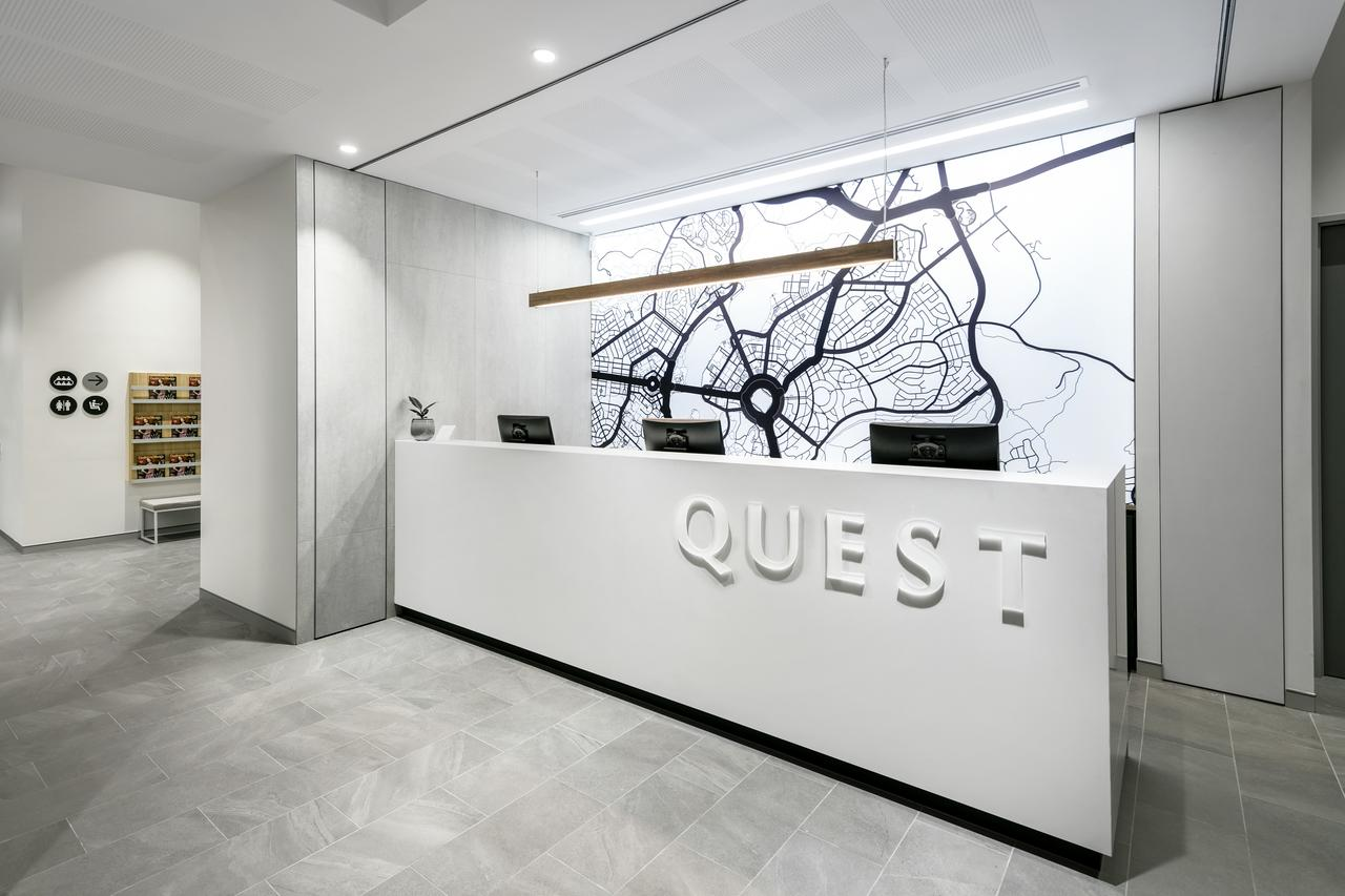 Quest Canberra City Walk - Accommodation Melbourne