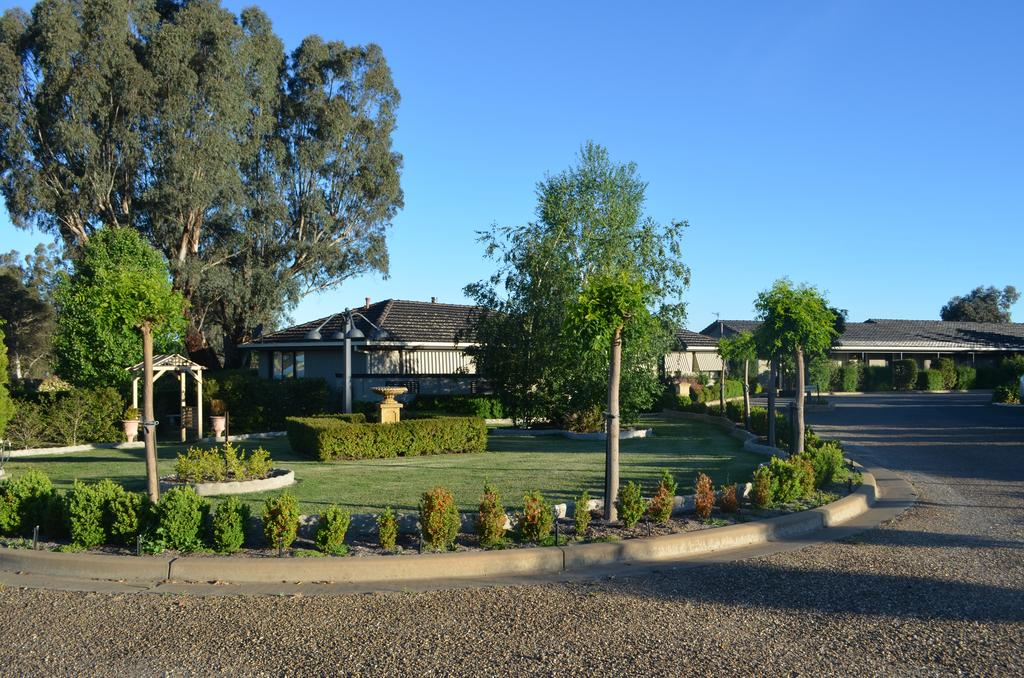Burringa Garden Motel - Accommodation Melbourne