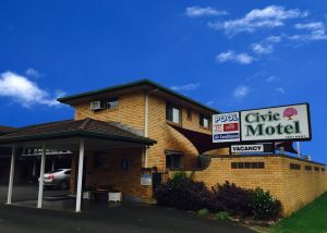Civic Motel Grafton - Accommodation Melbourne