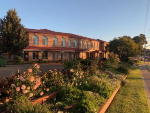 Heritage Motor Inn Goulburn - Accommodation Melbourne