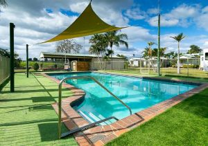 Maryborough Caravan  Tourist Park - Accommodation Melbourne