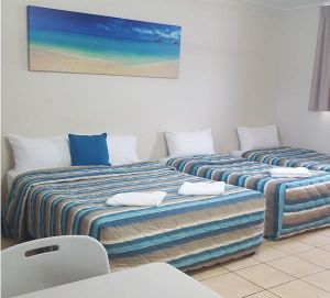 Maryborough City Motel - Accommodation Melbourne