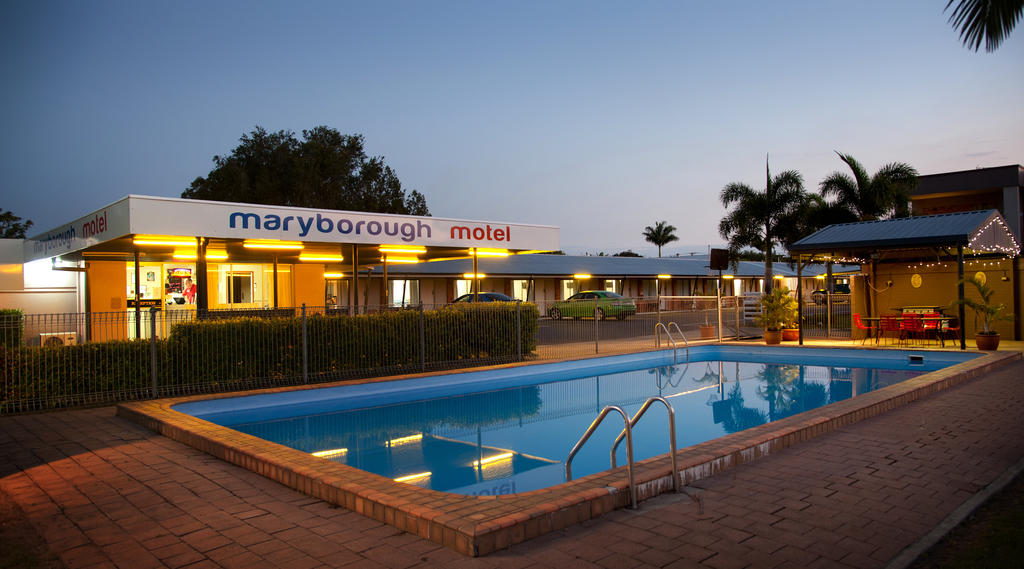 Maryborough Motel and Conference Centre - Accommodation Melbourne