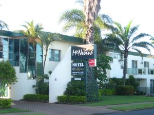 McNevins Maryborough Motel - Accommodation Melbourne