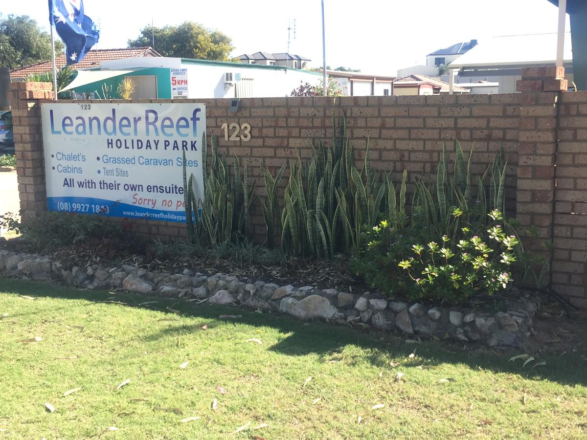 Leander Reef Holiday Park - Accommodation Melbourne