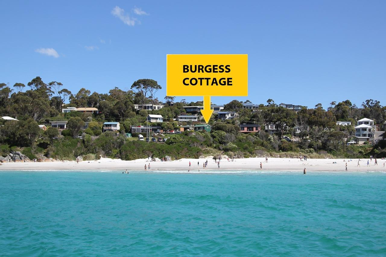 Burgess Cottage - Accommodation Melbourne