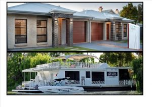 Renmark River Villas and Boats  Bedzzz - Accommodation Melbourne