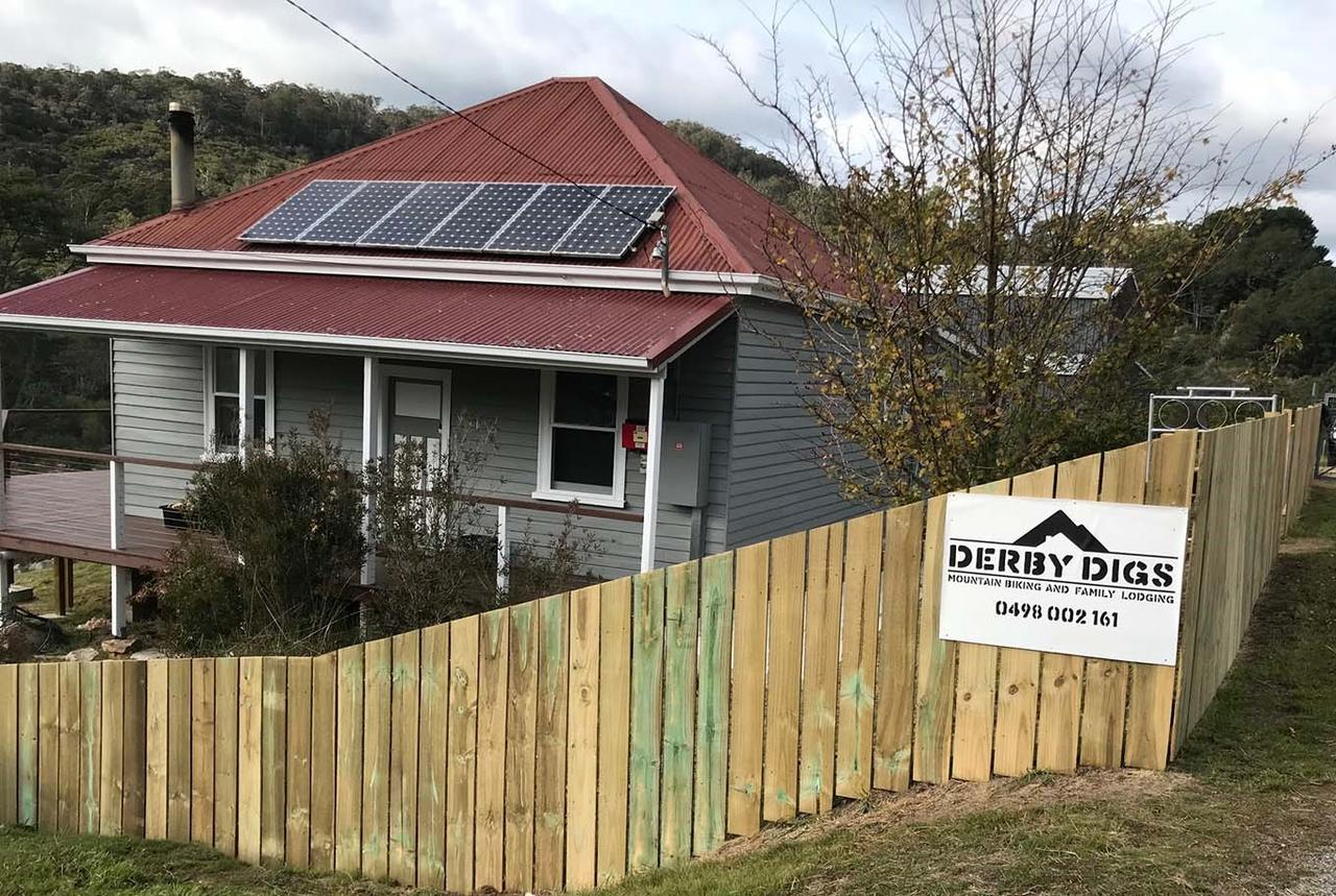 Derby Digs Cottage - Accommodation Melbourne