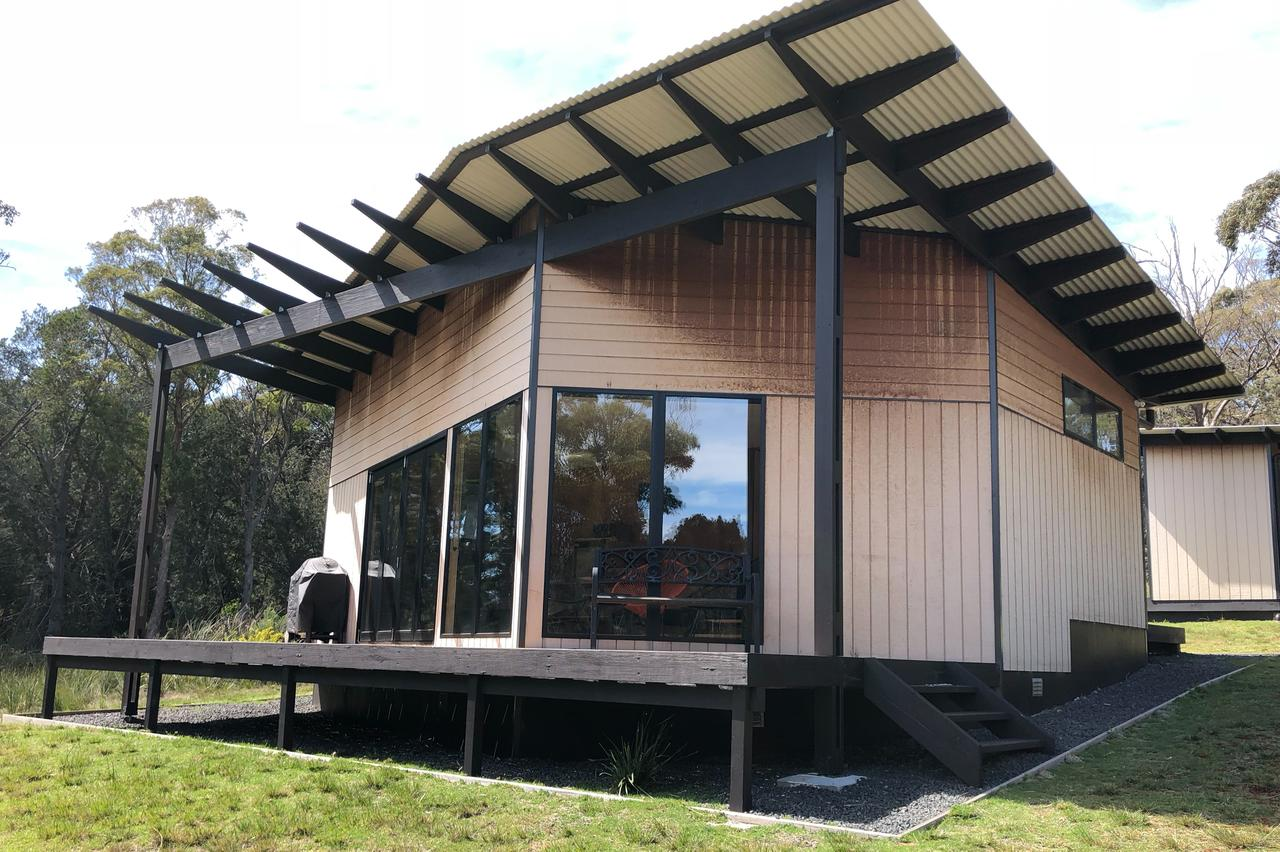 Bay of Fires Eco Hut - Accommodation Melbourne