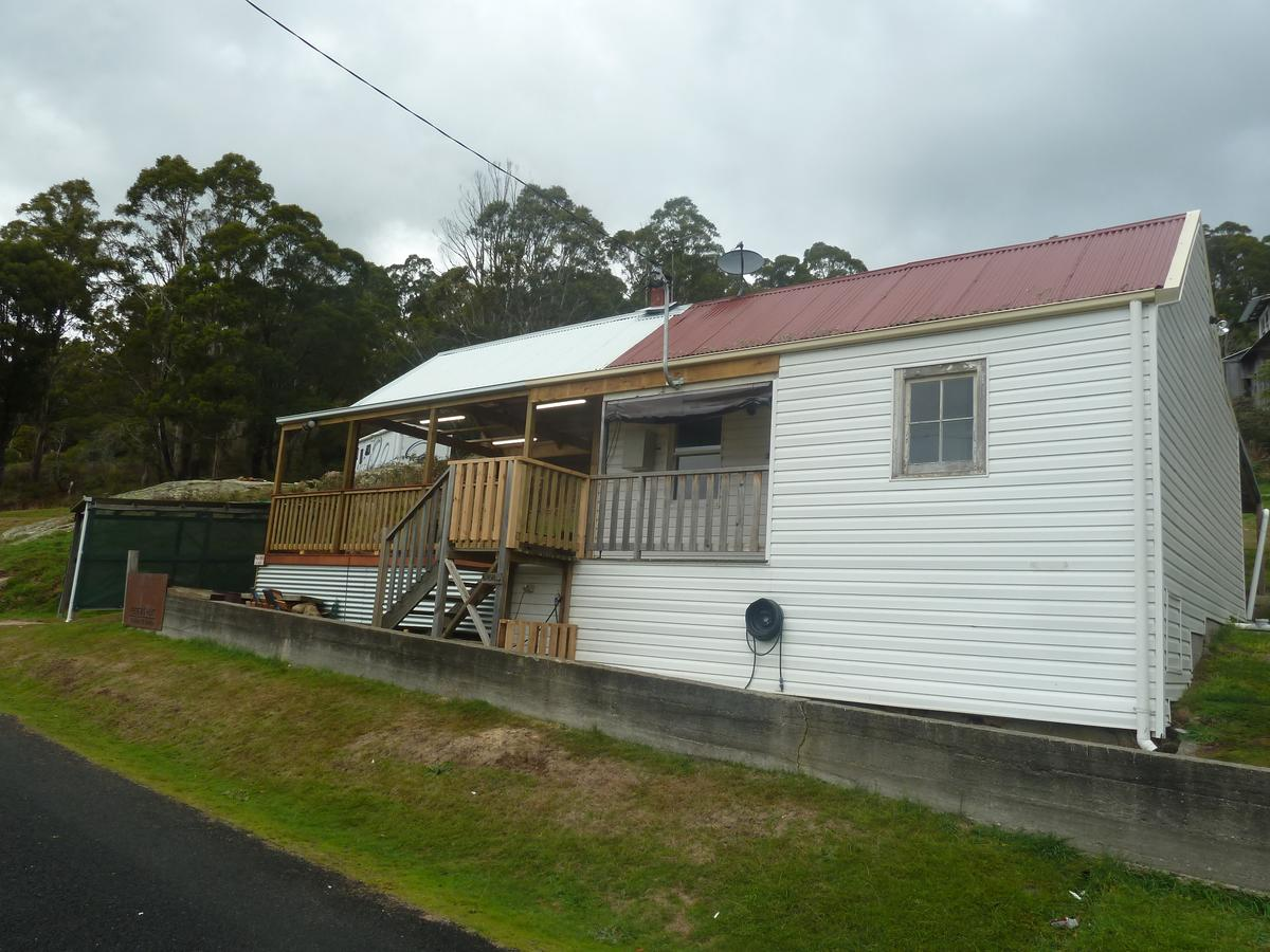 Riders Hut - Derby - Accommodation Melbourne