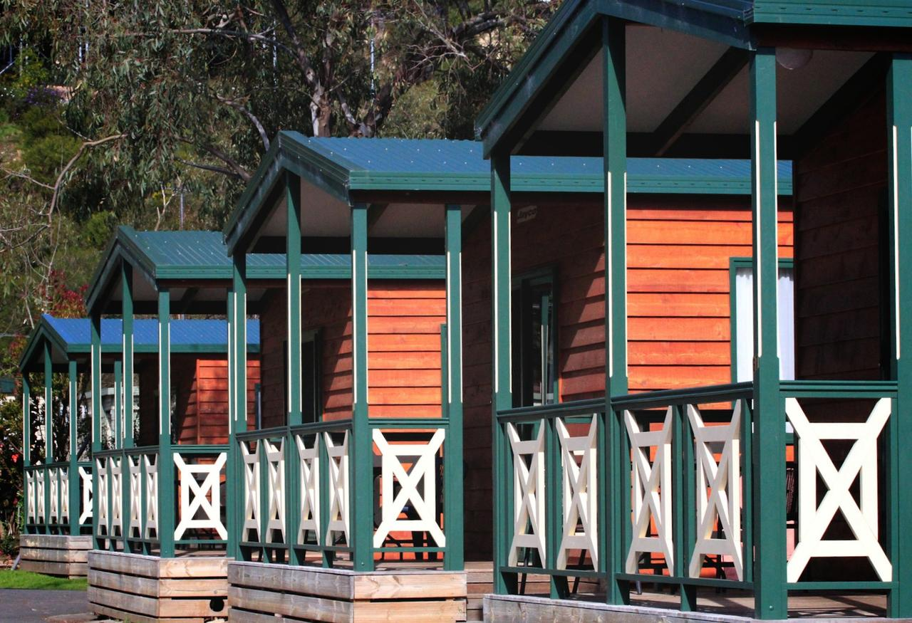 Riverglen Holiday Park - Accommodation Melbourne