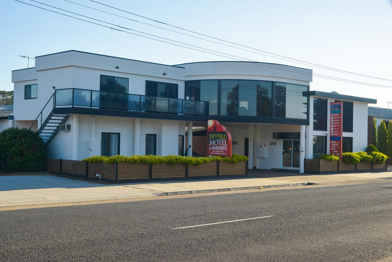 Heyfield Motel and Apartments - Accommodation Melbourne