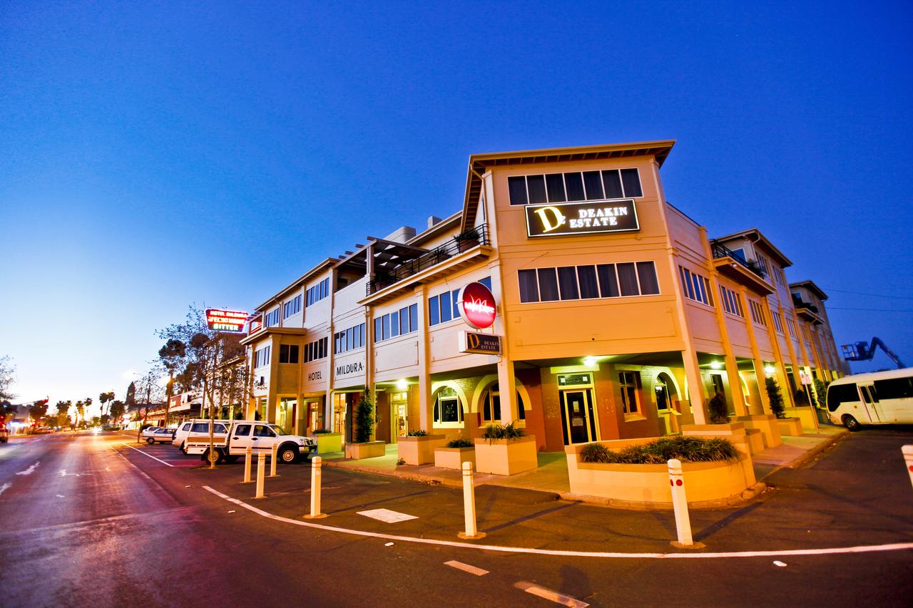 Mercure Hotel Mildura - Accommodation Melbourne