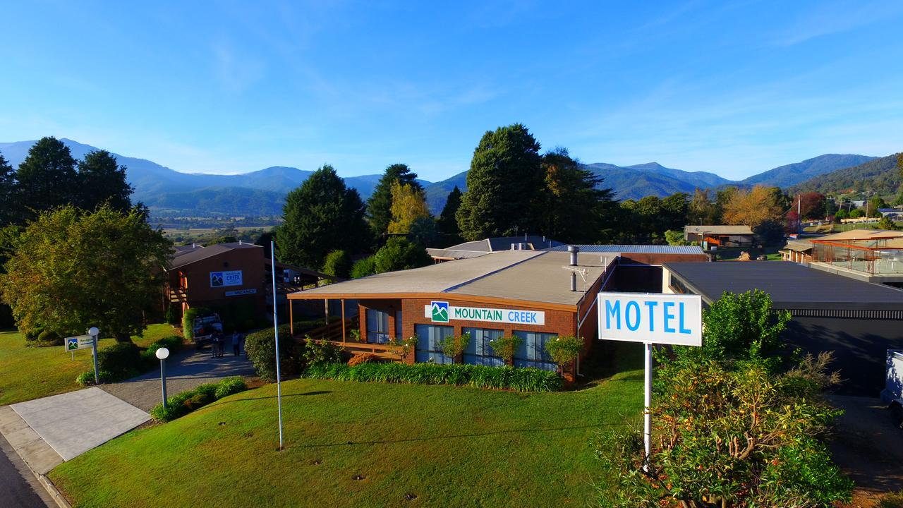 Mountain Creek Motel - Accommodation Melbourne