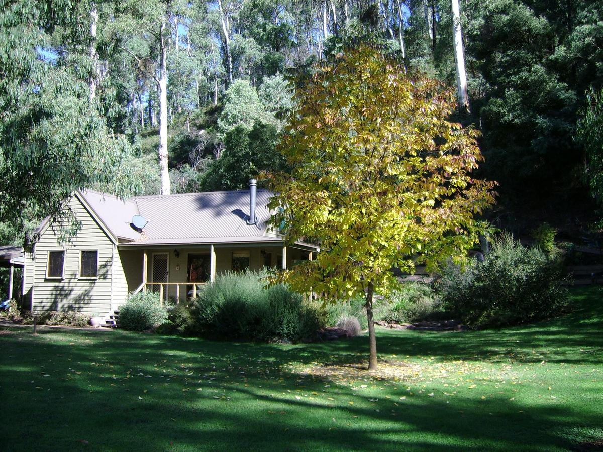shady brook cottages - Accommodation Melbourne