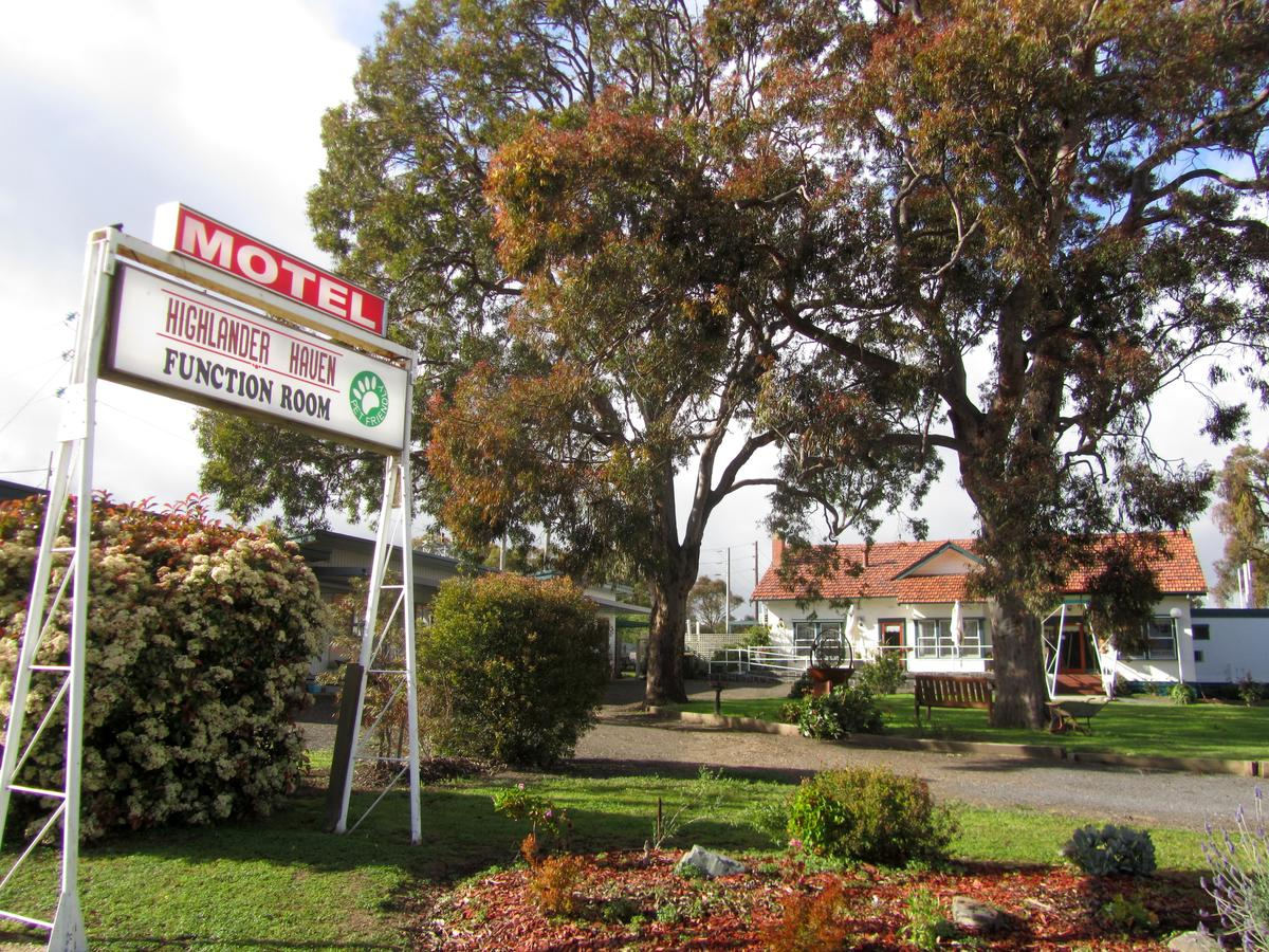 Highlander Haven Motel - Accommodation Melbourne