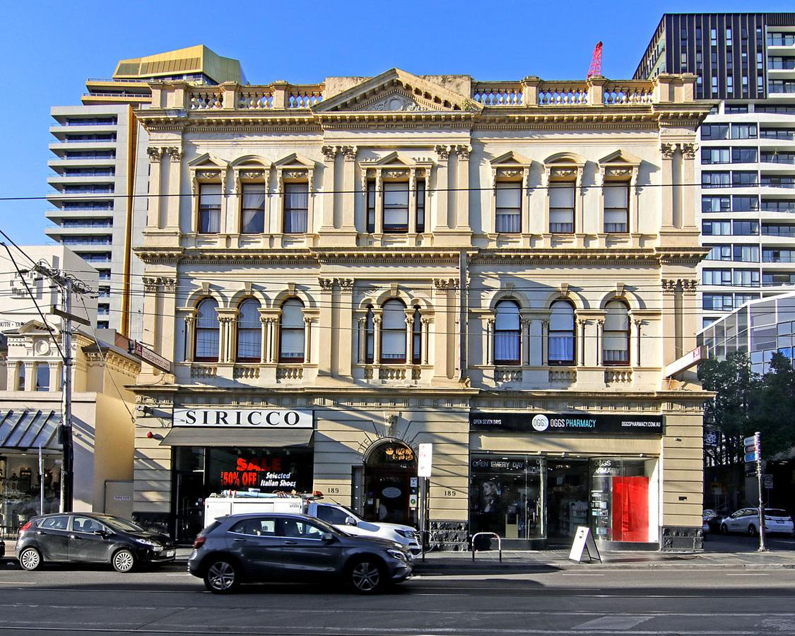 Hotel Claremont Guest House - Accommodation Melbourne