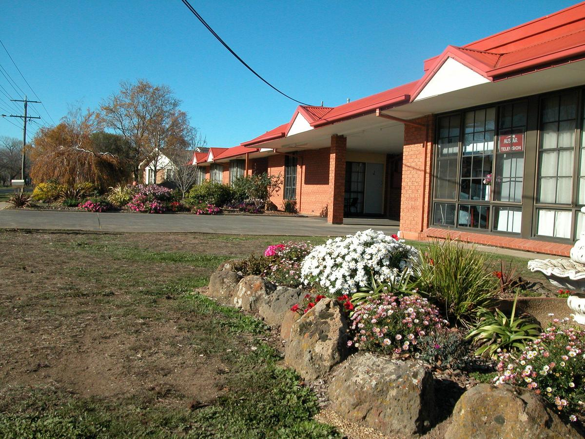 Ambassador Motor Inn - Accommodation Melbourne
