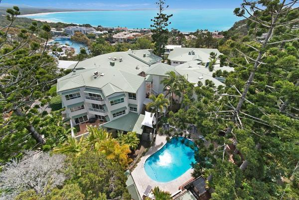 The Lookout Resort Noosa - Accommodation Melbourne