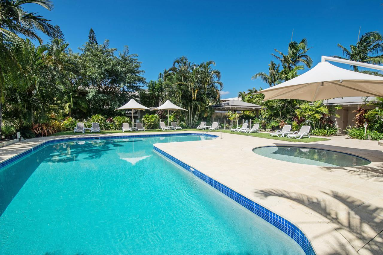 Noosa Harbour Resort - Accommodation Melbourne
