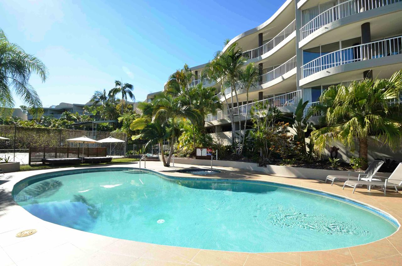 Noosa Hill Resort - Accommodation Melbourne