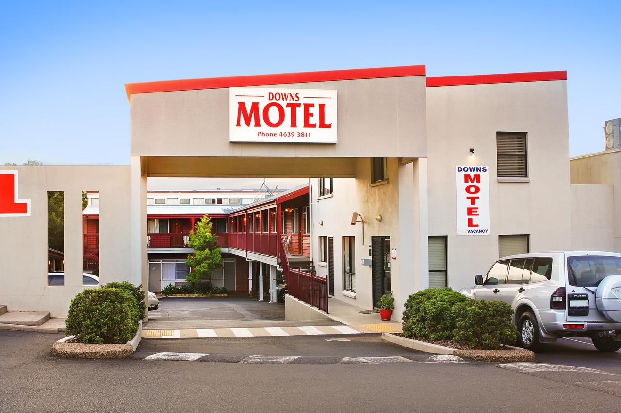 Downs Motel - Accommodation Melbourne