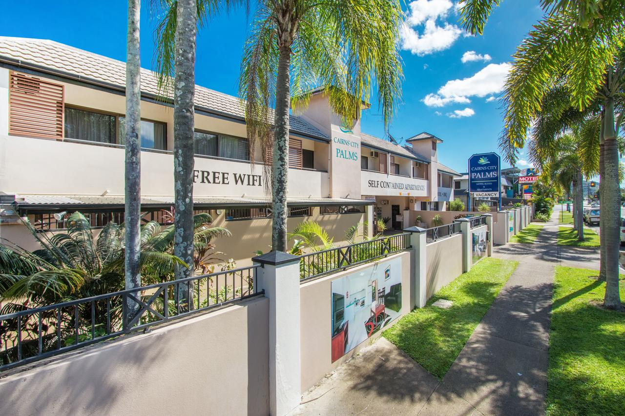 Cairns City Palms - Accommodation Melbourne
