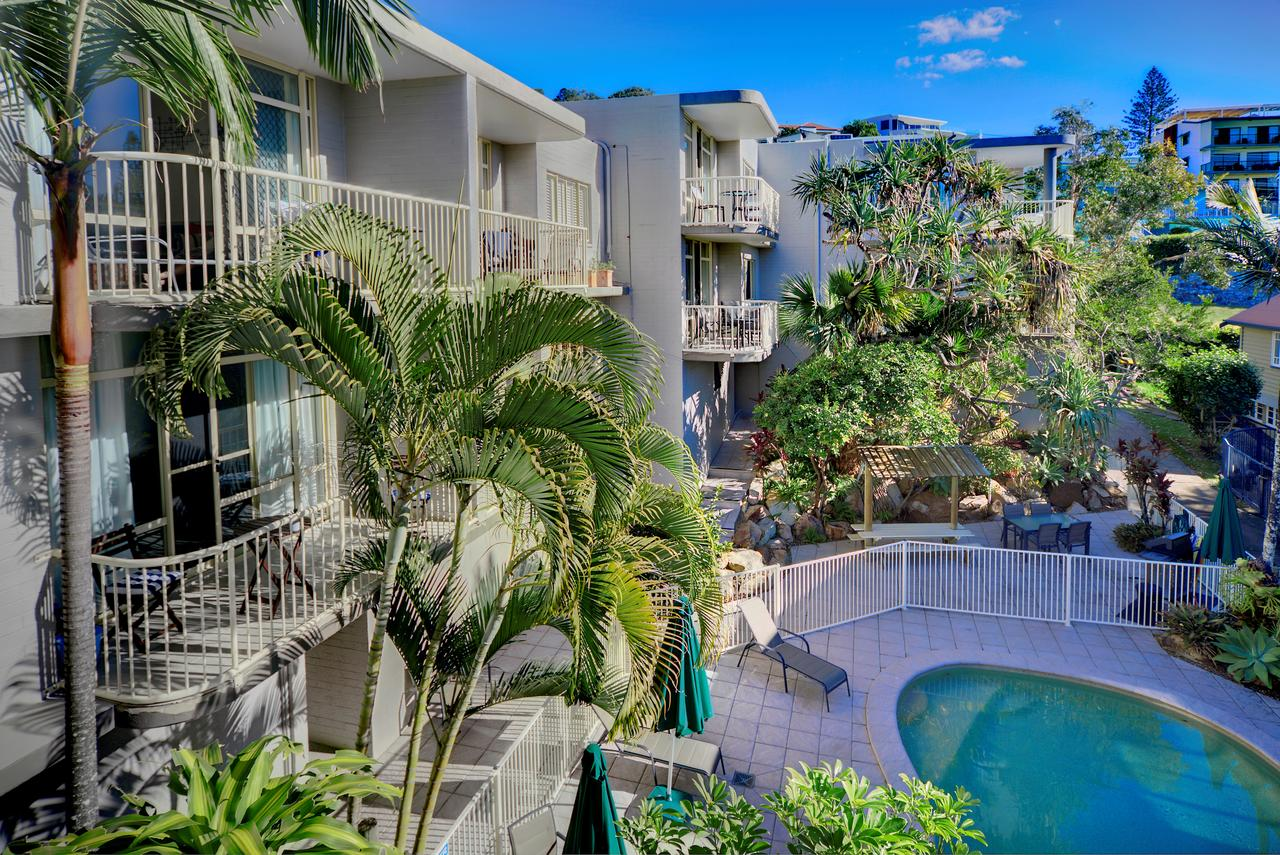 Surf Dance Apartments - Accommodation Melbourne